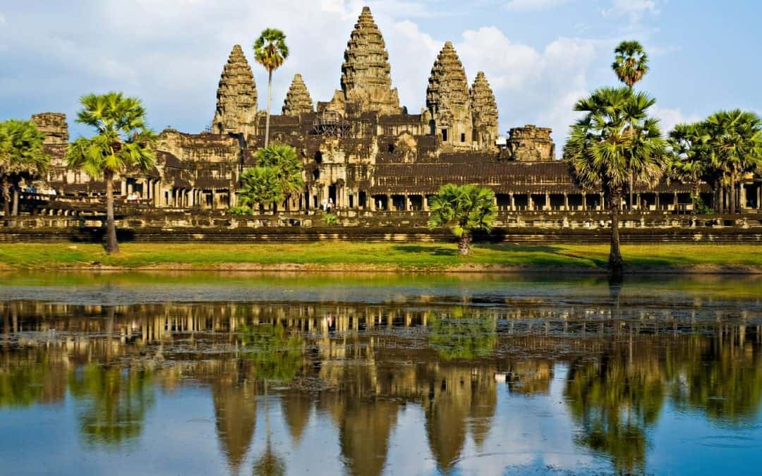 Indokina – Laos og Kambodsja