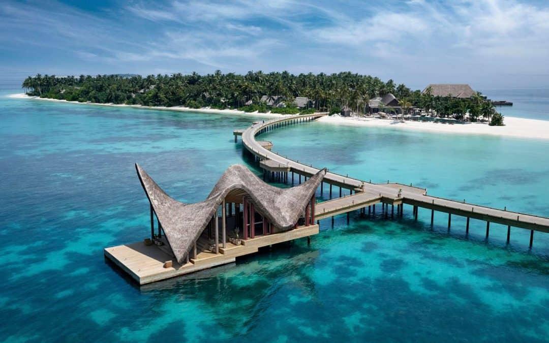 Maldivene: Joali