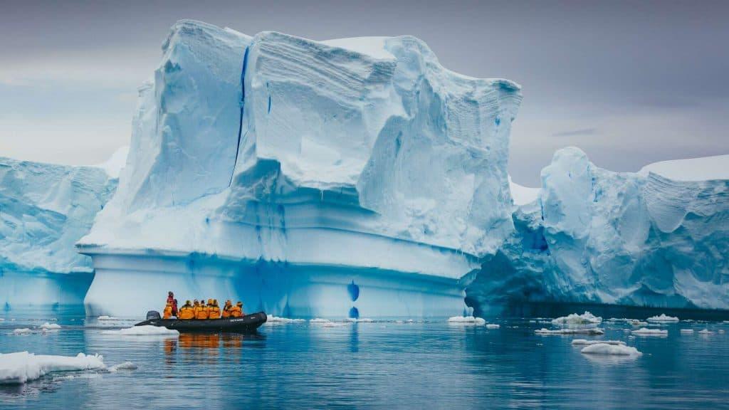 Opplev Antarktis.