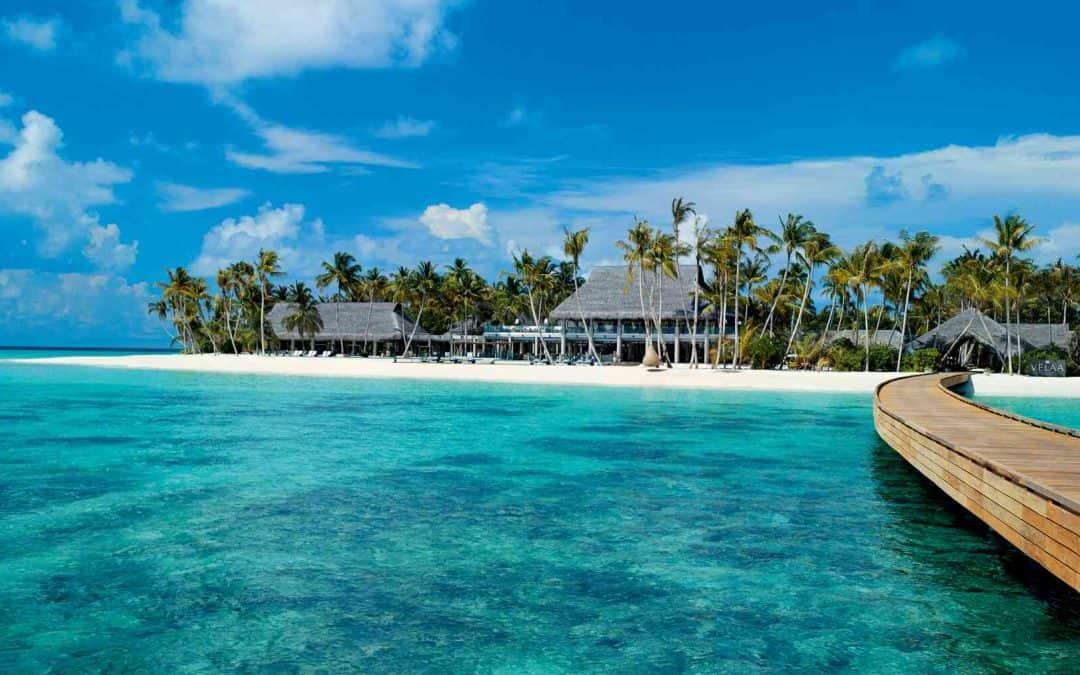 Maldivene: Velaa Private Island