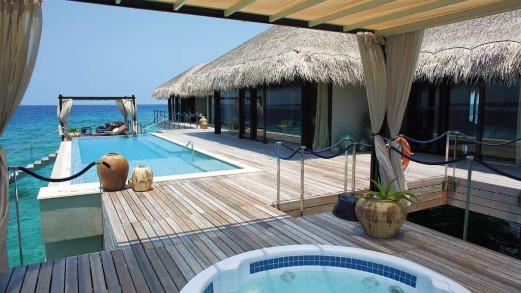Velaa Private Island, Maldivene.