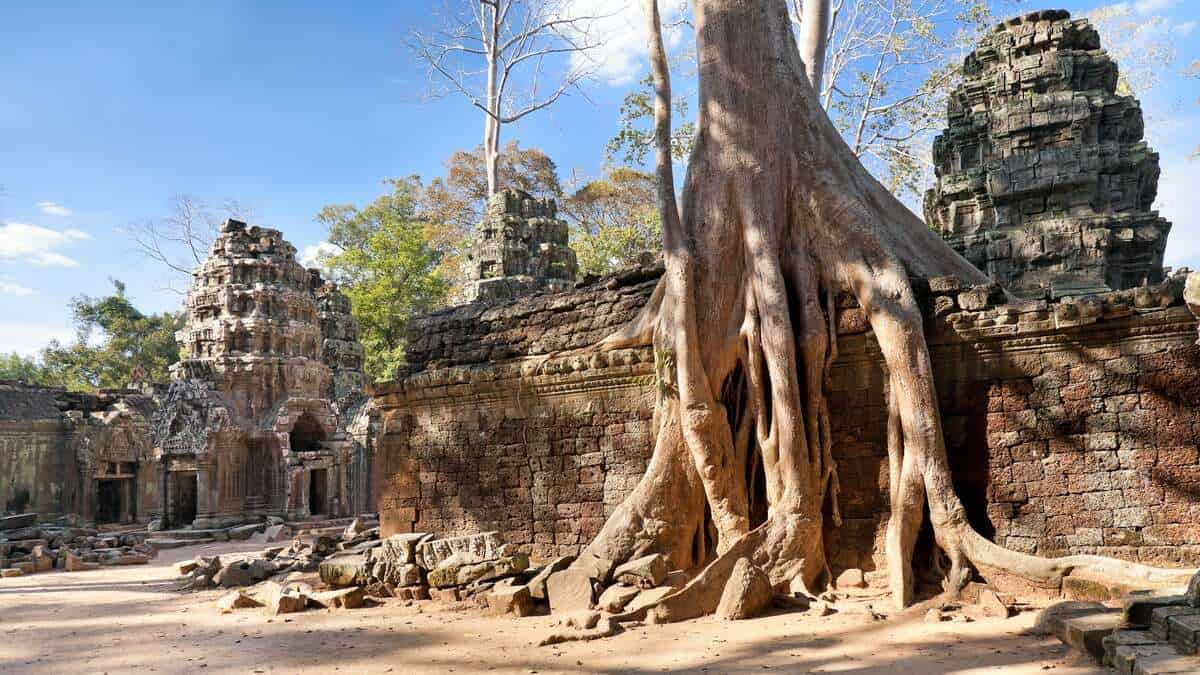 I Khmerenes rike 1