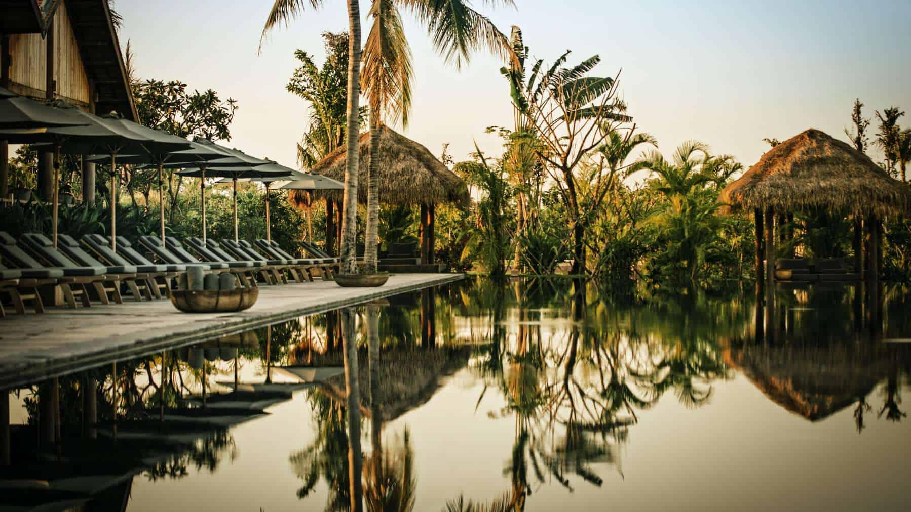 Resortet Phum Baitang Zannier er en oase utenfor Siem Reap i Angkor.