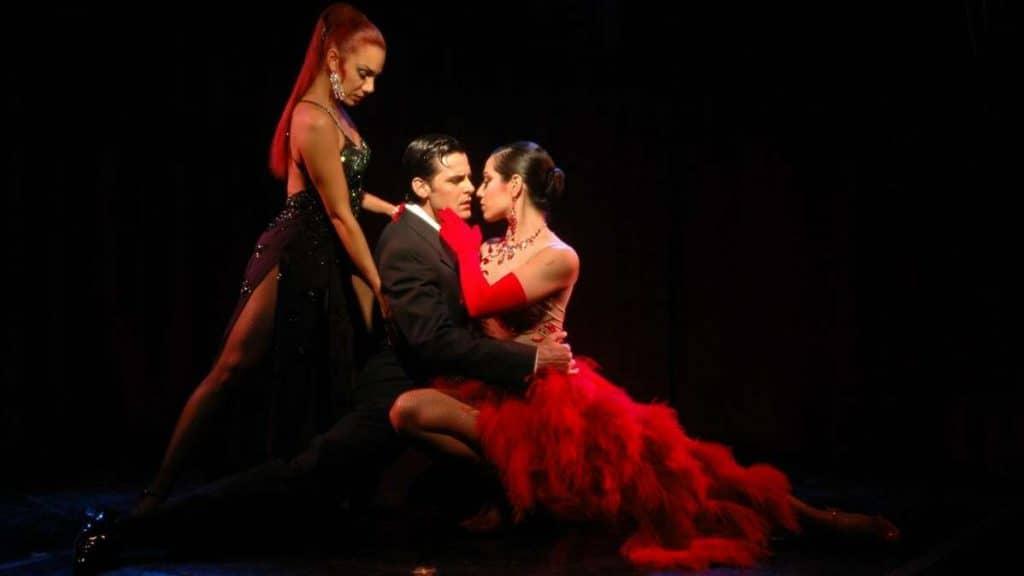 Buenos Aires: Tango-show