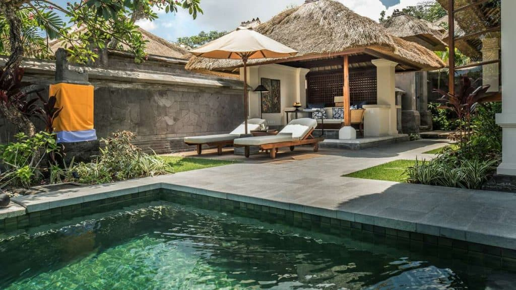 Four Seasons Resort Bali At Jimbaran Bay.
