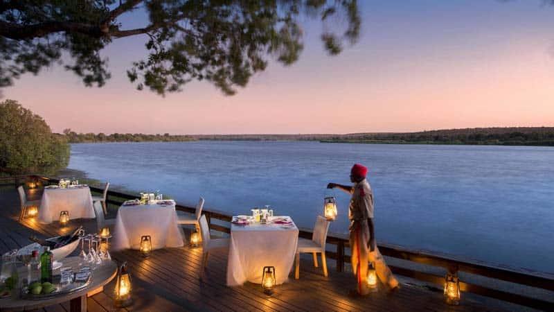 Royal Chundu Zambezi River Lodge