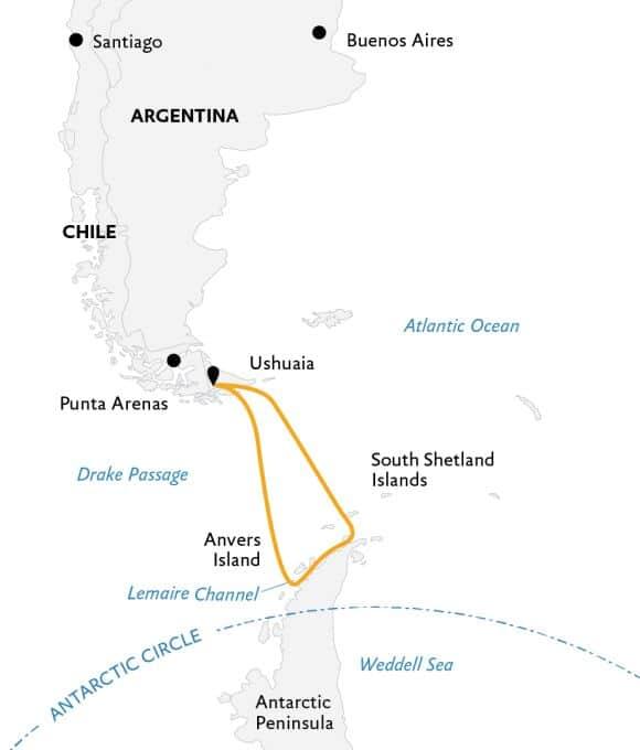 Kart Antarctic Explorer