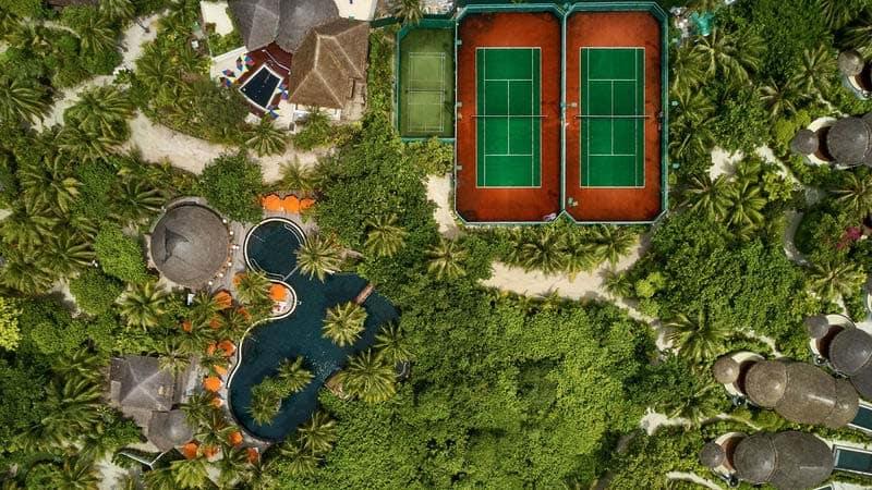 Sun Siyam Iru Fushi, Maldivene