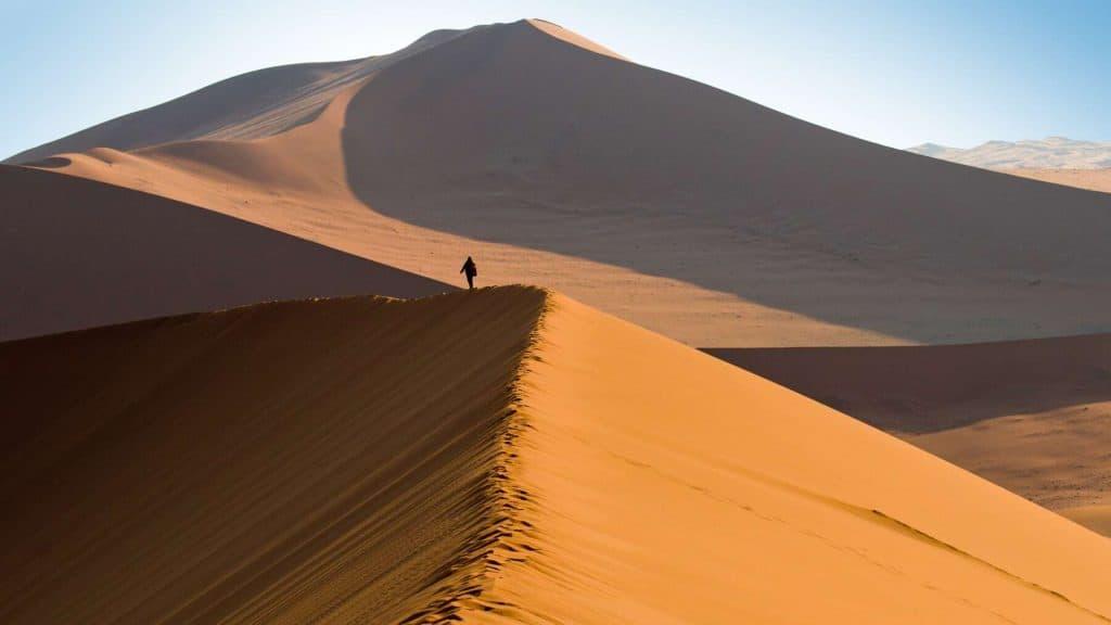 Ørken i Namibia