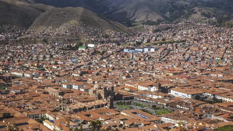 Ikoniske Peru.