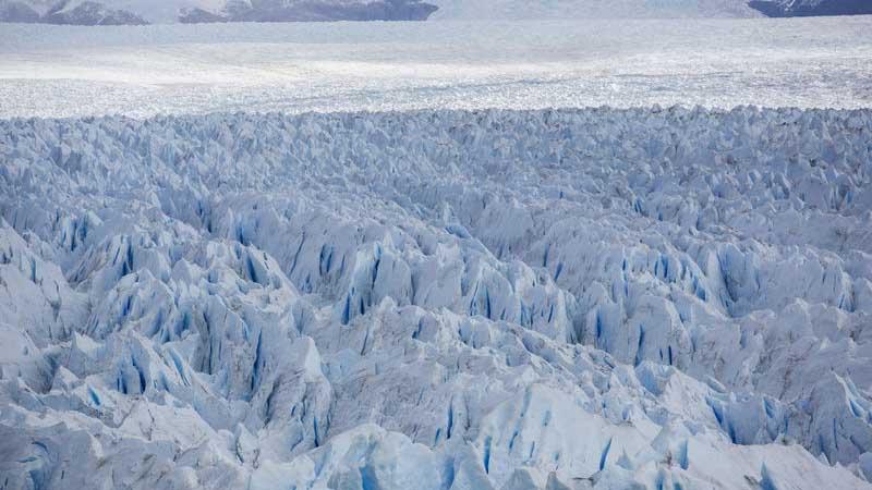 Ekspedisjon til Patagonia.