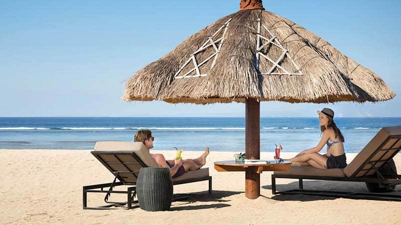 Sofitel Bali Nusa Dua Beach Resort Hotel.